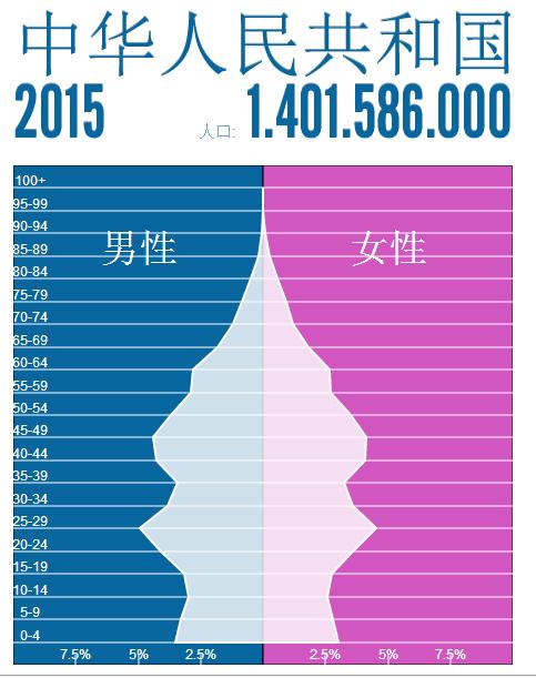 人口金字塔_中国人口金字塔数据